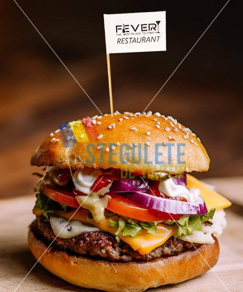 stegulet_hartie_hamburger_fever_restaurant